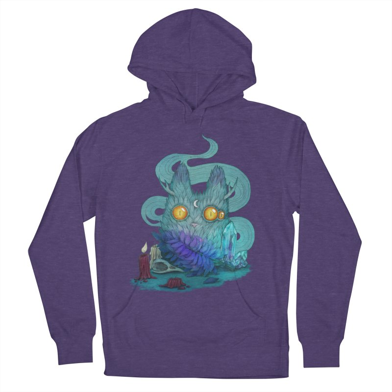 Mystic Forest Women's Pullover Hoody by RayneColdkiss Art