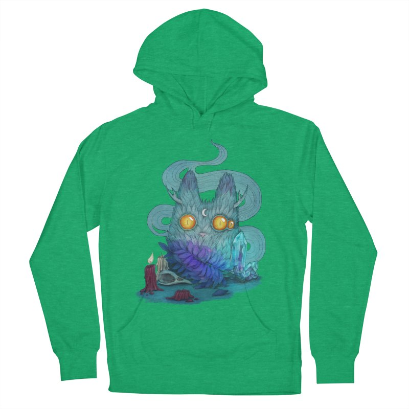 Mystic Forest Men's Pullover Hoody by RayneColdkiss Art