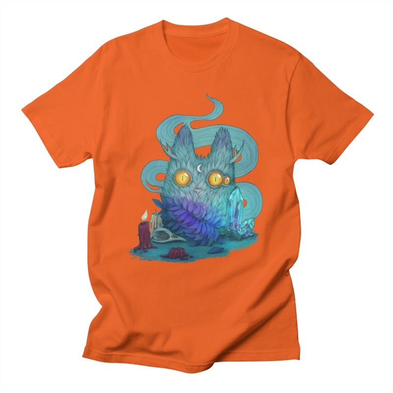 Mystic Forest Men's T-shirt by RayneColdkiss Art