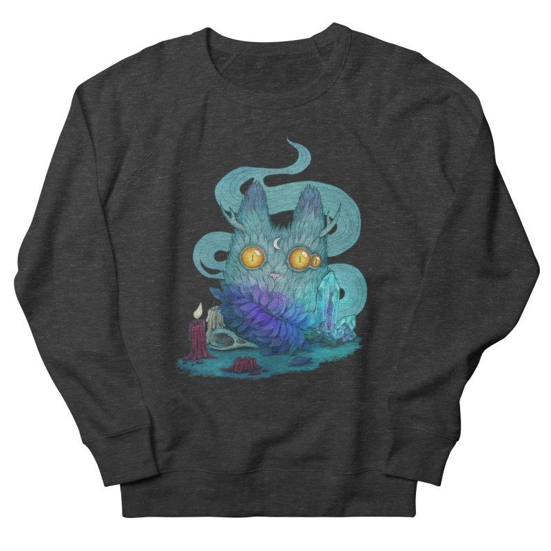 Mystic Forest Men's Sweatshirt by RayneColdkiss Art