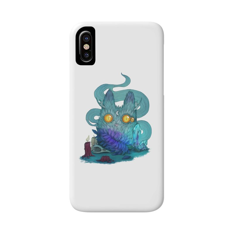 Mystic Forest Accessories Phone Case by RayneColdkiss Art