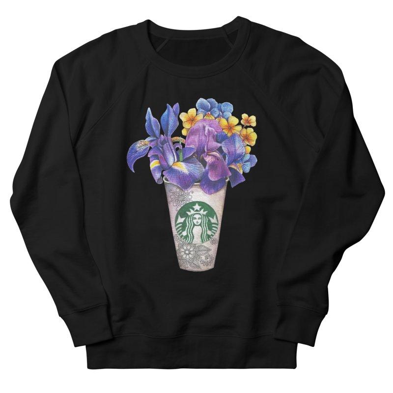 Starbucks Women's Sweatshirt by RayneColdkiss Art