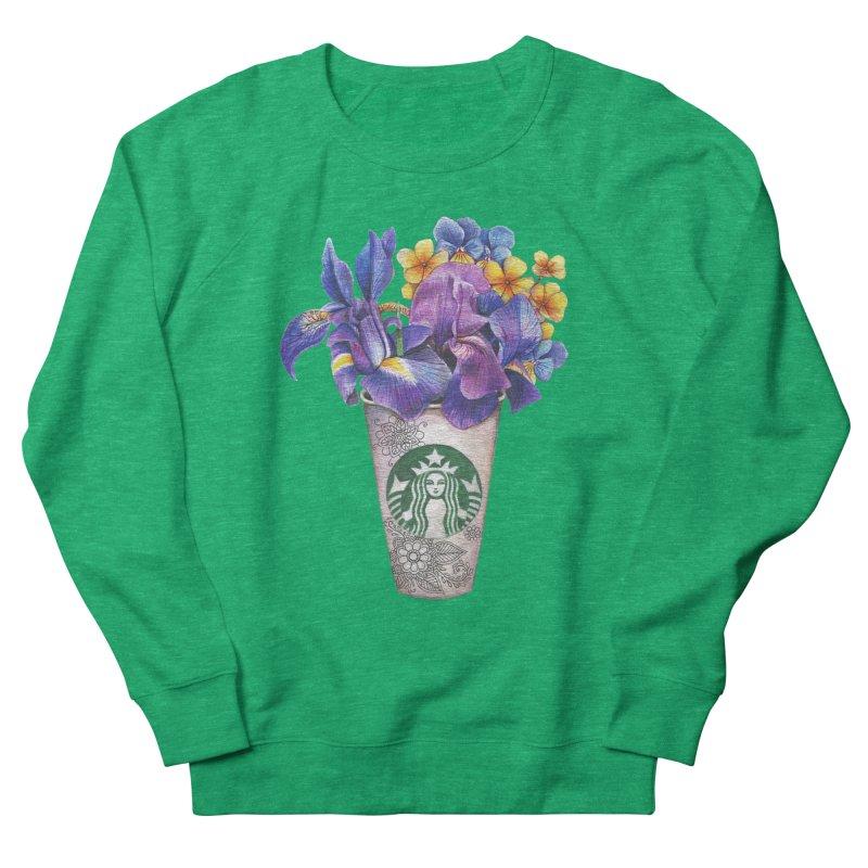 Starbucks Men's Sweatshirt by RayneColdkiss Art