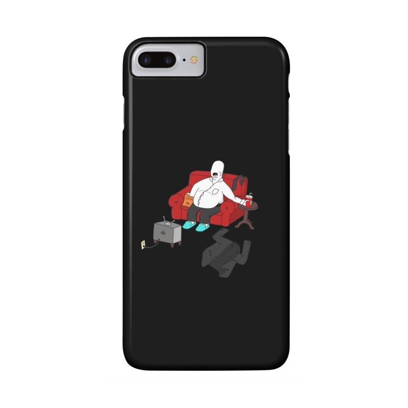 Not-So Slenderman Accessories Phone Case by Rayze's Artist Shop