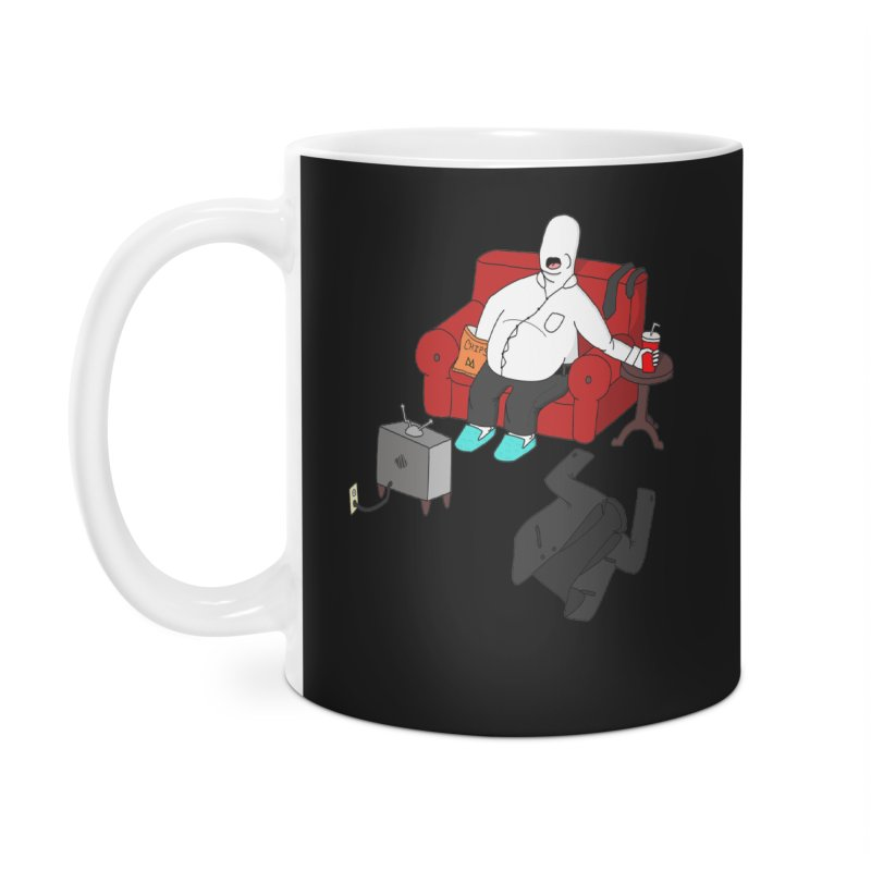 Not-So Slenderman Accessories Mug by Rayze's Artist Shop