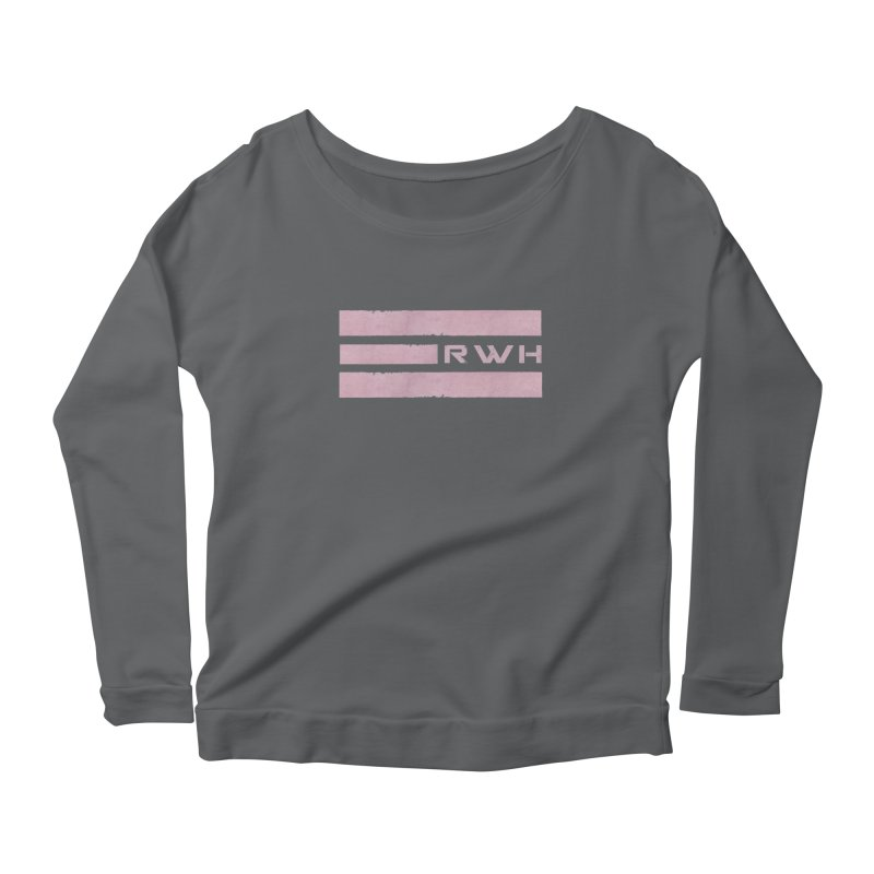 RWH 2020 RED Bars Women's Longsleeve T-Shirt by Razorwire Halo Gear