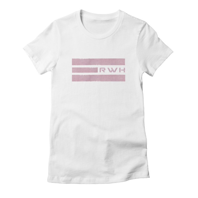 RWH 2020 RED Bars Women's T-Shirt by Razorwire Halo Gear
