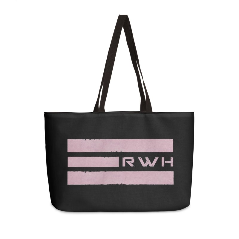 RWH 2020 RED Bars Accessories Bag by Razorwire Halo Gear