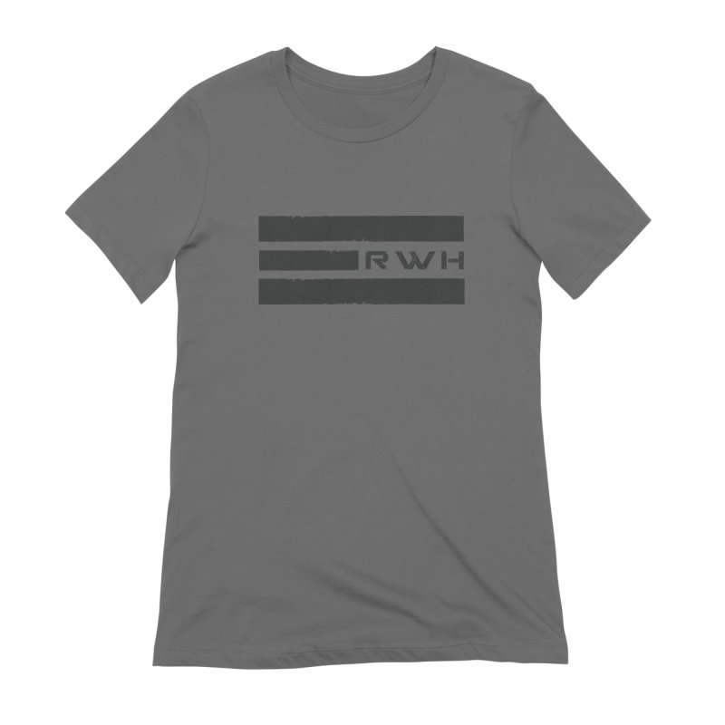 RWH 2020 BLACK Bars Women's T-Shirt by Razorwire Halo Gear
