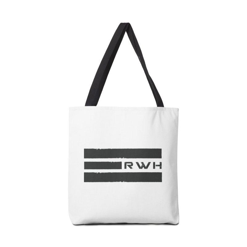 RWH 2020 BLACK Bars Accessories Bag by Razorwire Halo Gear