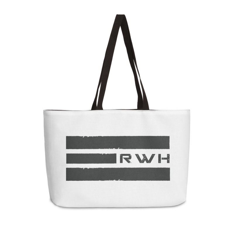 RWH 2020 BLACK Bars Accessories Bag by Razorwire Halo Gear