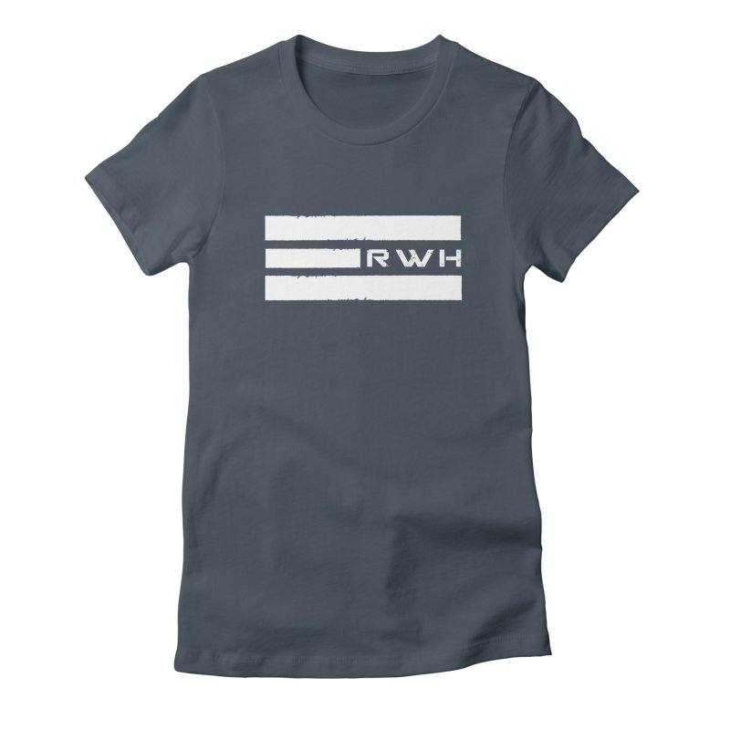 RWH 2020 WHITE Bars Women's T-Shirt by Razorwire Halo Gear
