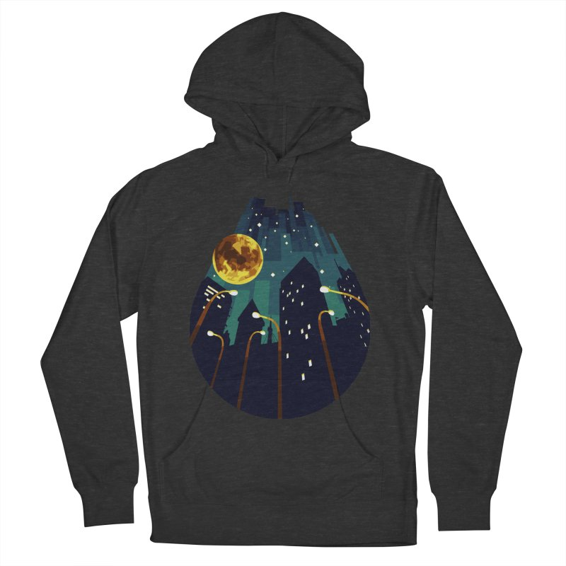 Coming Down Over Me Women's Pullover Hoody by Razual's Shop