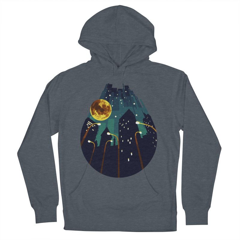 Coming Down Over Me Men's Pullover Hoody by Razual's Shop
