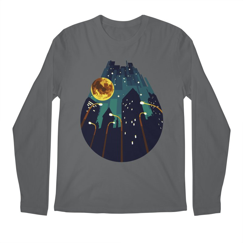 Coming Down Over Me Men's Longsleeve T-Shirt by Razual's Shop