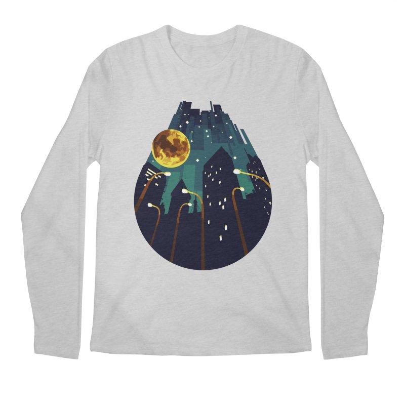 Coming Down Over Me Men's Longsleeve T-Shirt by Razual's Shop