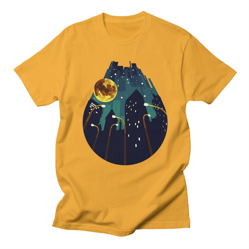 Coming Down Over Me Men's T-Shirt by Razual's Shop
