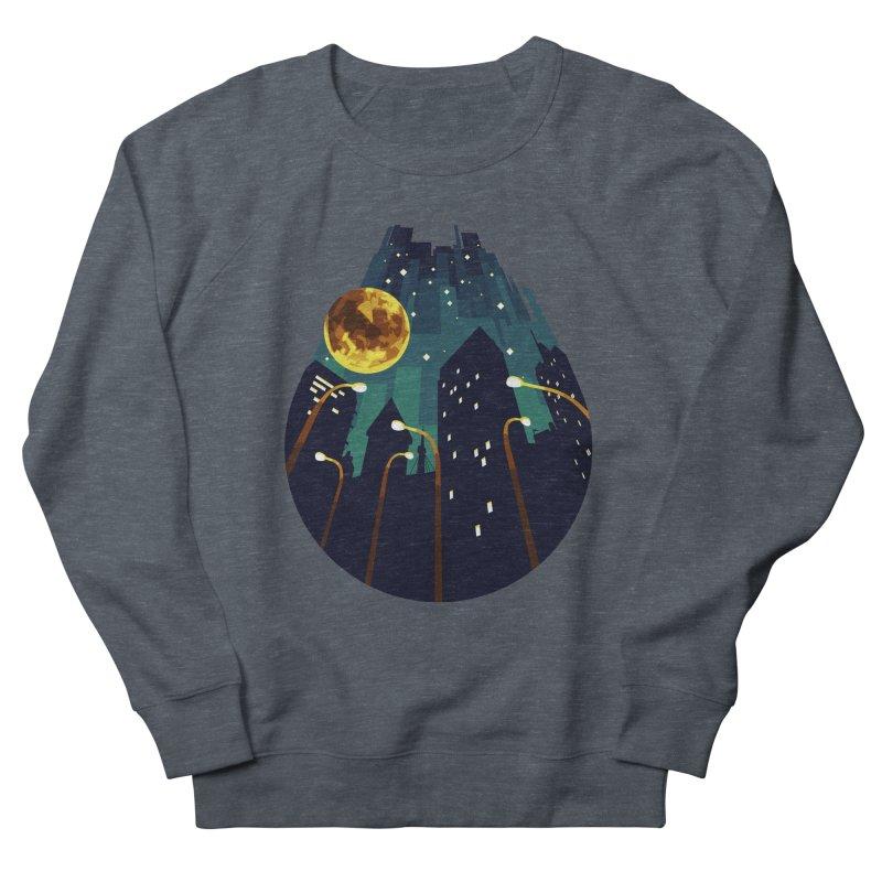 Coming Down Over Me Men's Sweatshirt by Razual's Shop