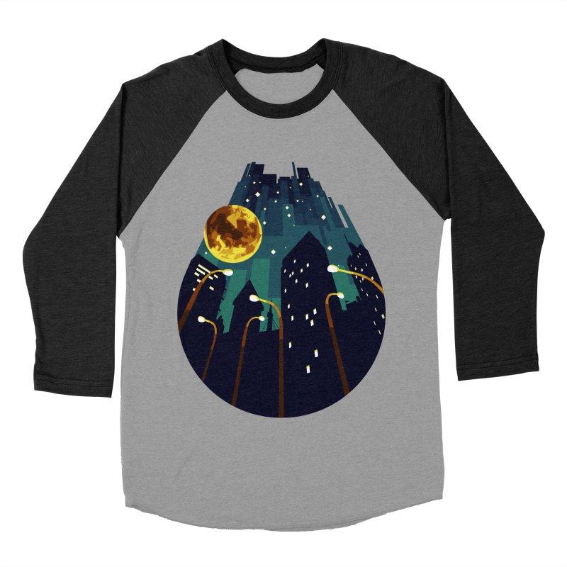 Coming Down Over Me Women's Baseball Triblend T-Shirt by Razual's Shop