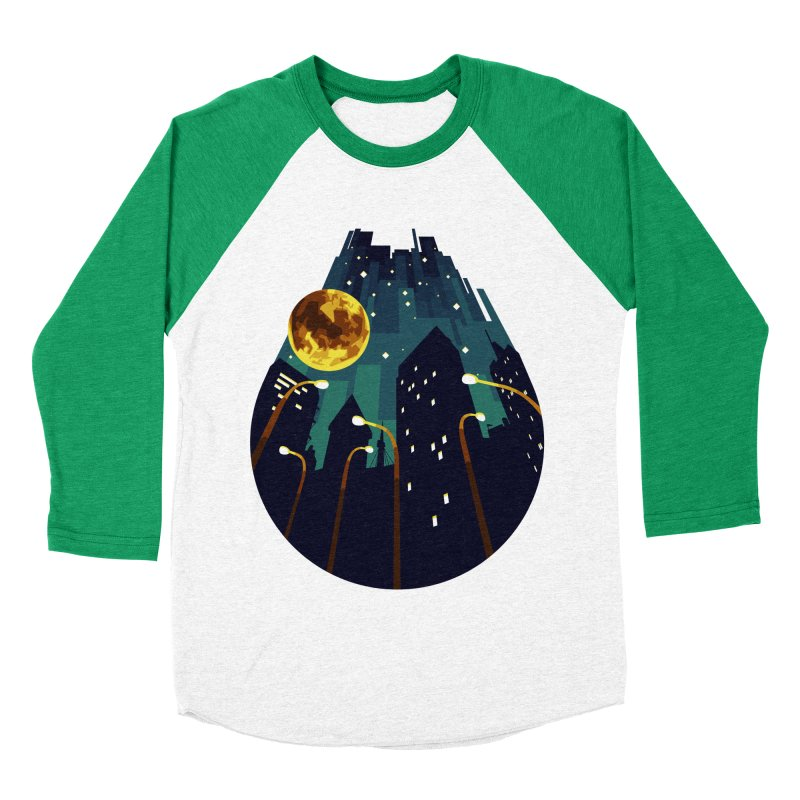 Coming Down Over Me Men's Baseball Triblend T-Shirt by Razual's Shop