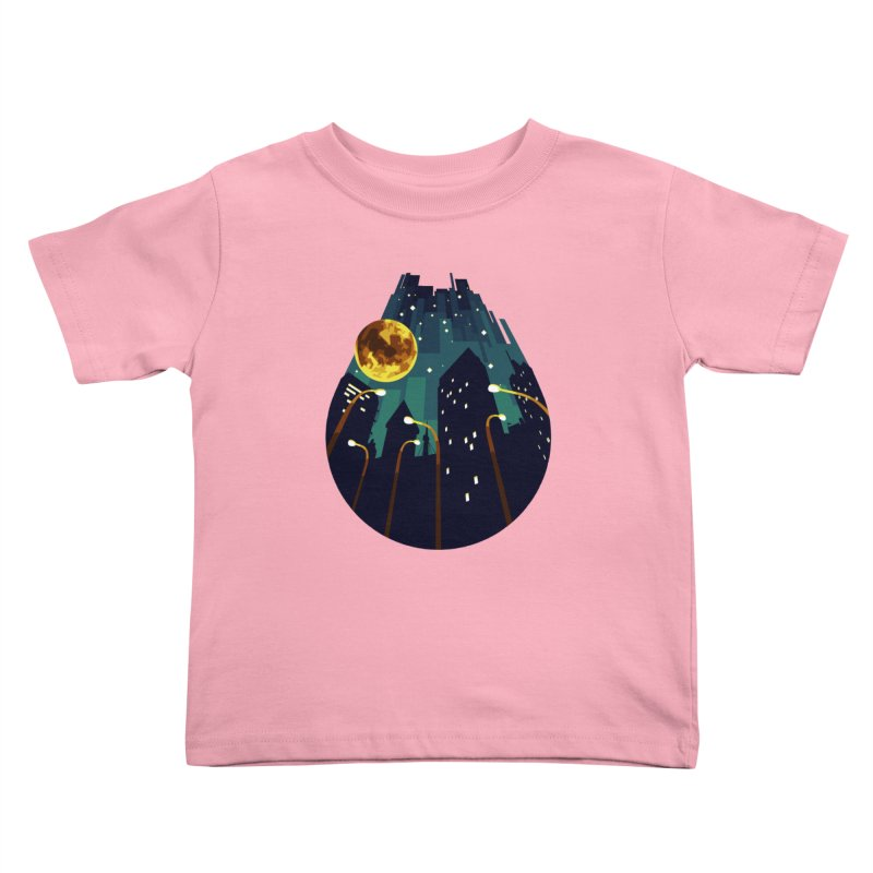 Coming Down Over Me Kids Toddler T-Shirt by Razual's Shop