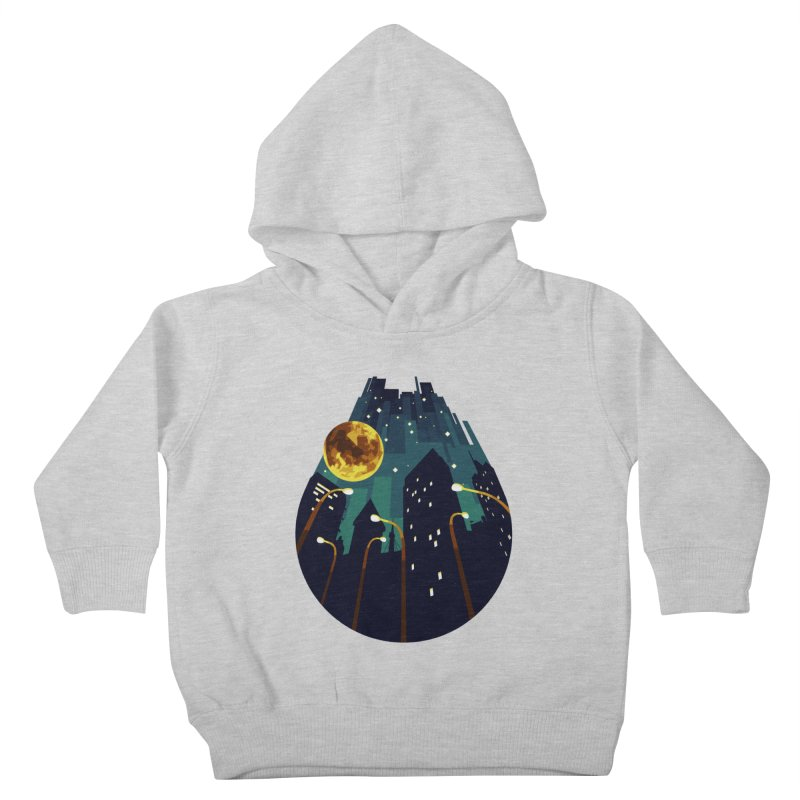 Coming Down Over Me Kids Toddler Pullover Hoody by Razual's Shop