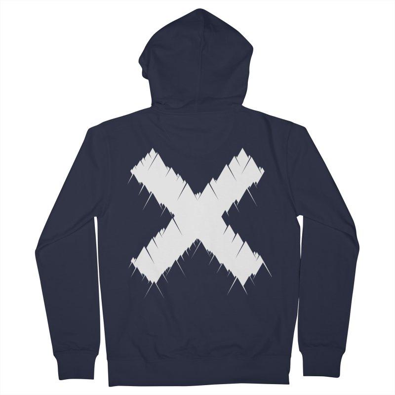 X-equilaterals Men's Zip-Up Hoody by Razual's Shop