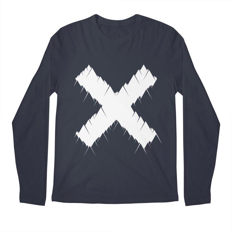 X-equilaterals Men's Longsleeve T-Shirt by Razual's Shop
