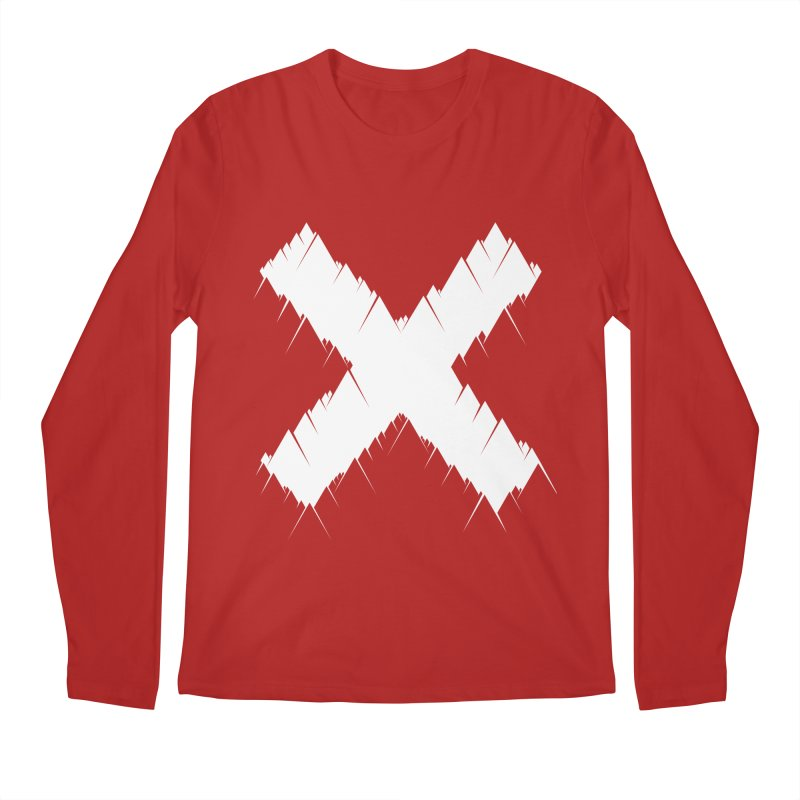 X-equilaterals Men's Longsleeve T-Shirt by Razual's Shop