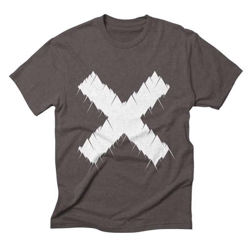 X-equilaterals Men's Triblend T-shirt by Razual's Shop