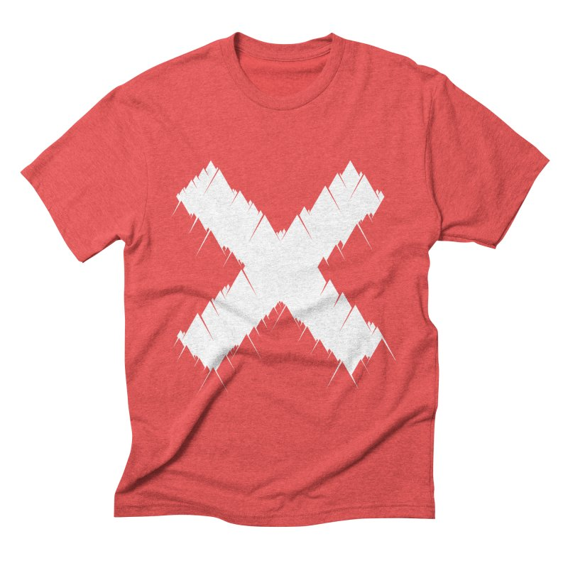 X-equilaterals Men's Triblend T-Shirt by Razual's Shop