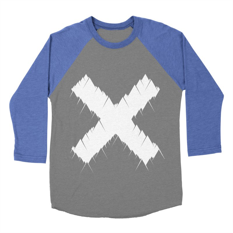 X-equilaterals Women's Baseball Triblend T-Shirt by Razual's Shop