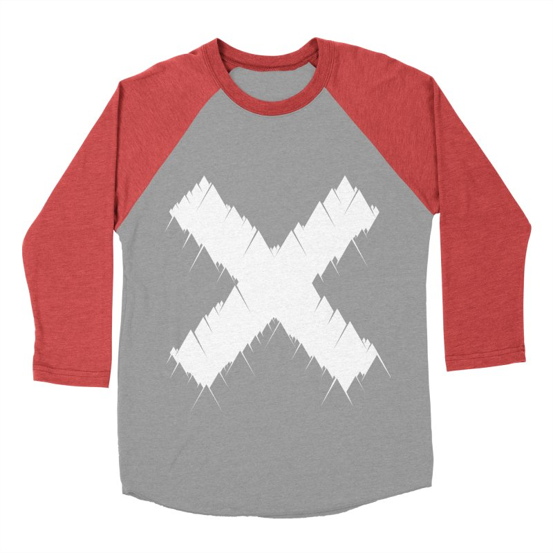 X-equilaterals Men's Baseball Triblend T-Shirt by Razual's Shop