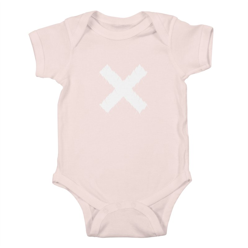 X-equilaterals Kids Baby Bodysuit by Razual's Shop
