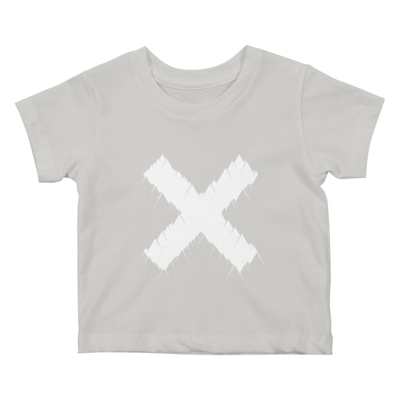 X-equilaterals Kids Baby T-Shirt by Razual's Shop