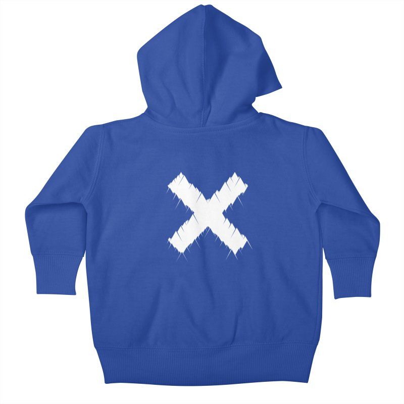 X-equilaterals Kids Baby Zip-Up Hoody by Razual's Shop
