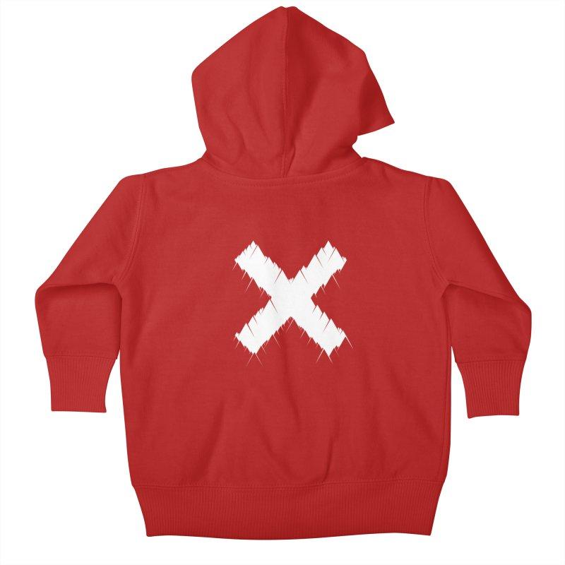 X-equilaterals Kids Baby Zip-Up Hoody by Razual's Shop