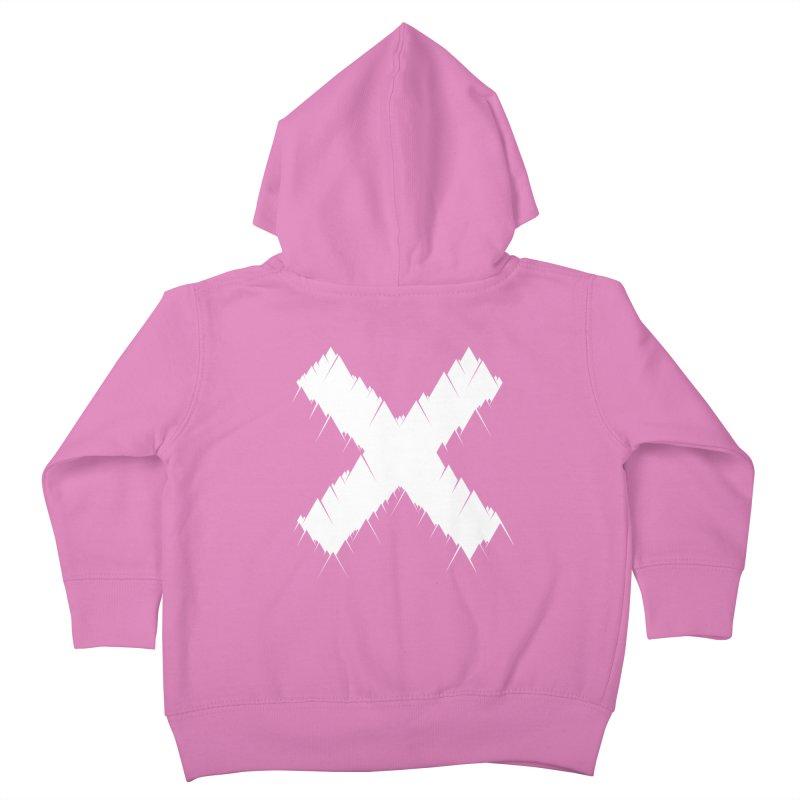 X-equilaterals Kids Toddler Zip-Up Hoody by Razual's Shop
