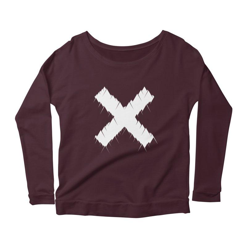 X-equilaterals Women's Longsleeve Scoopneck  by Razual's Shop