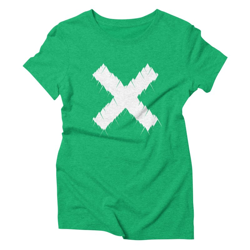 X-equilaterals Women's Triblend T-Shirt by Razual's Shop