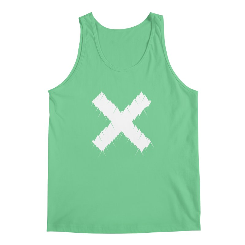 X-equilaterals Men's Tank by Razual's Shop