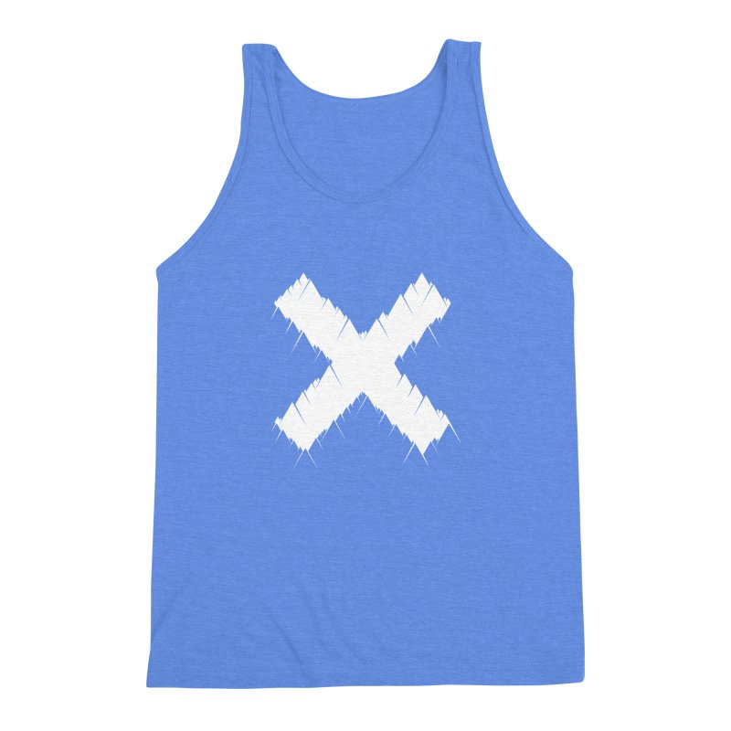X-equilaterals Men's Triblend Tank by Razual's Shop