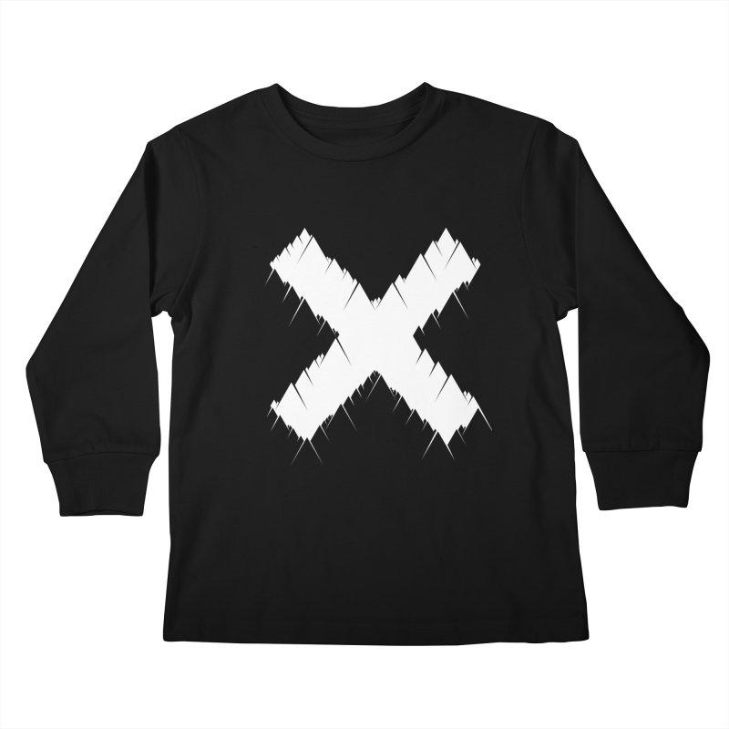 X-equilaterals Kids Longsleeve T-Shirt by Razual's Shop
