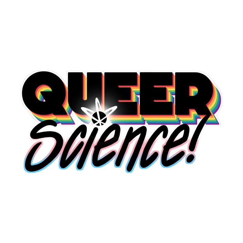 Queer Science! Women's Tank by RB's Art Shop