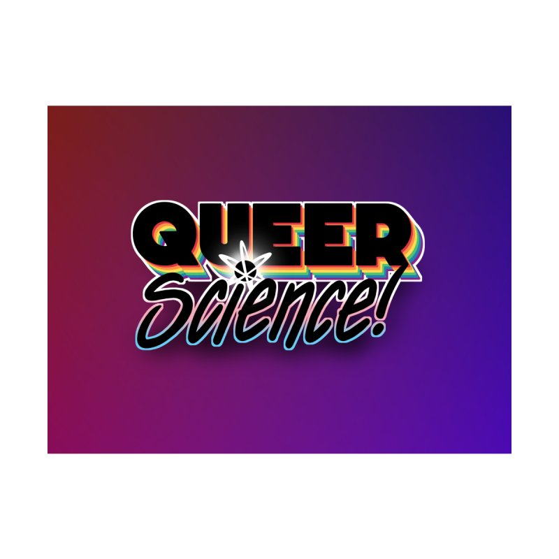 Queer Science! (Gradient) Accessories Magnet by RB's Art Shop