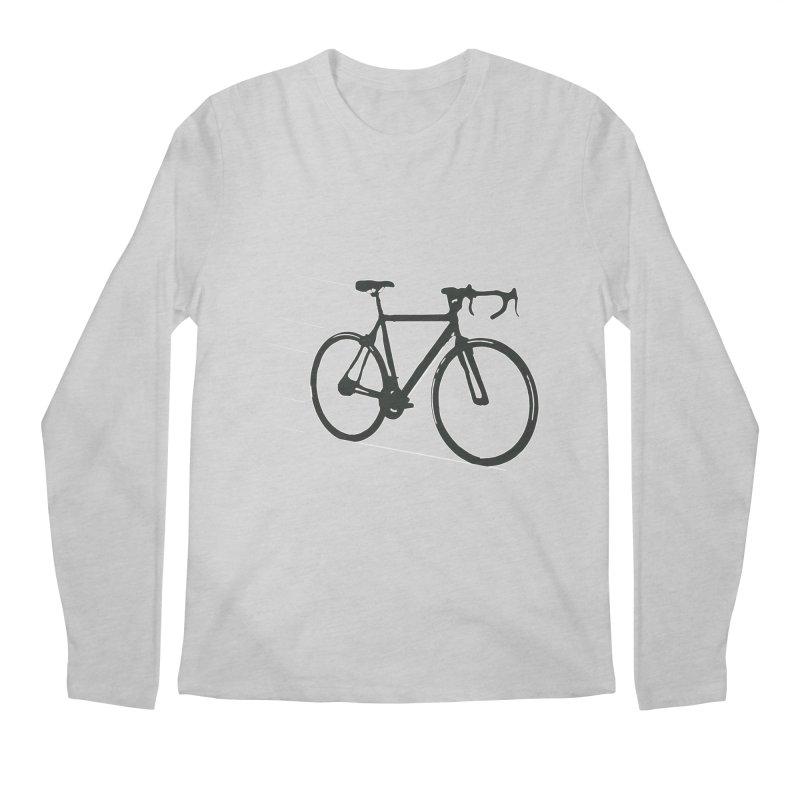 Take Me Out on the Road [Bike] Men's Regular Longsleeve T-Shirt by rbonilla's Artist Shop
