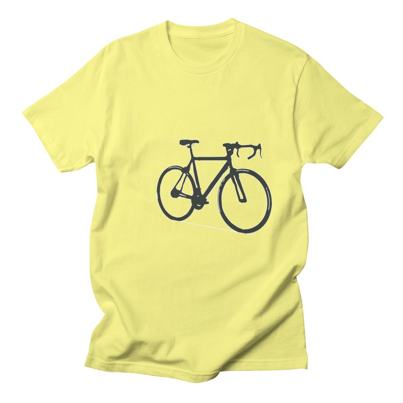 Take Me Out on the Road [Bike] Men's Regular T-Shirt by rbonilla's Artist Shop