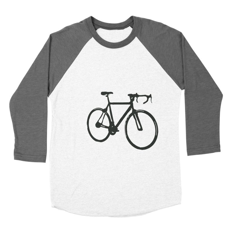 Take Me Out on the Road [Bike] Men's Baseball Triblend T-Shirt by rbonilla's Artist Shop