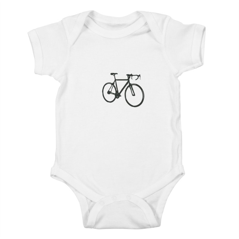 Take Me Out on the Road [Bike] Kids Baby Bodysuit by rbonilla's Artist Shop
