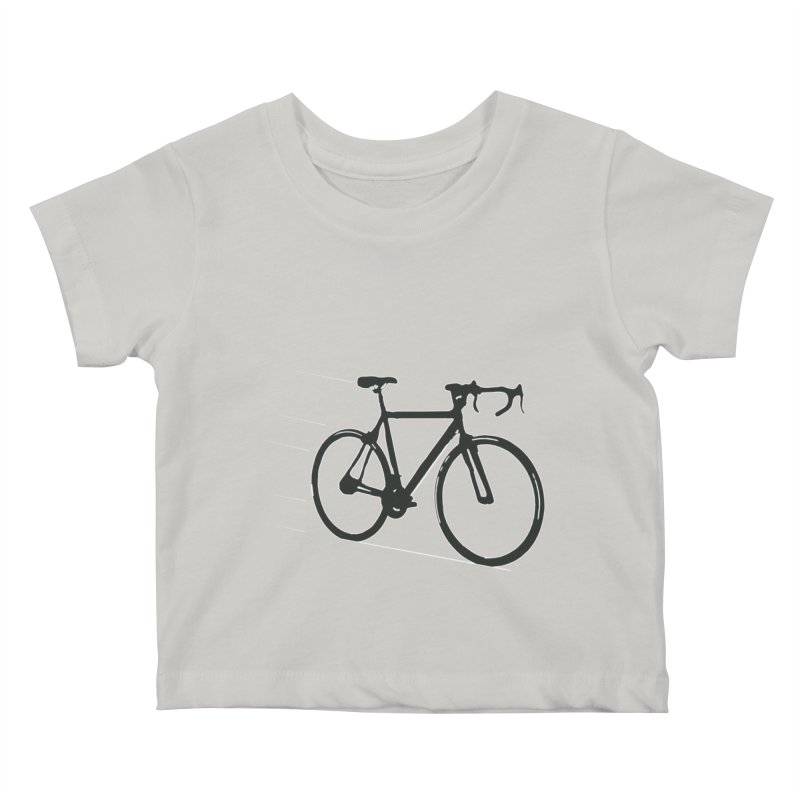 Take Me Out on the Road [Bike] Kids Baby T-Shirt by rbonilla's Artist Shop